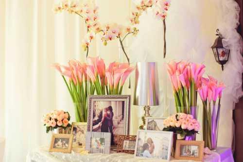 Антураж для весенней фотосессии: буквы и цветы для создания настроения