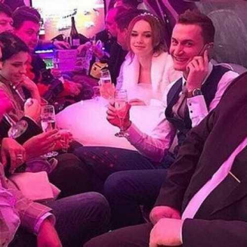 СМИ: свадьба Дианы Шурыгиной стоила более двух миллионов рублей