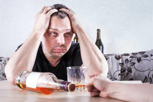 Пьянство мужа или жены