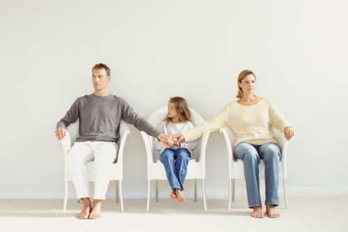 Развод и дети: как принимают развод дети, и что должны делать родители