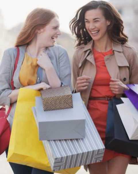 Ученые: шоппинг может сделать вас счастливыми