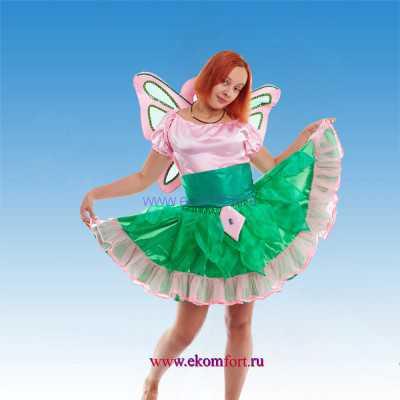 Как сшить карнавальный костюм Винкс