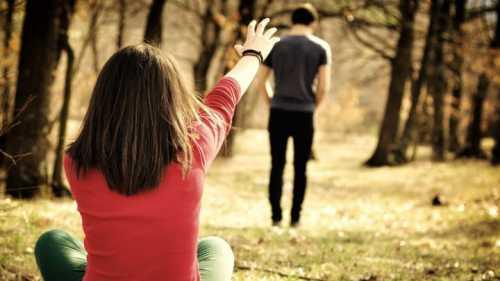 Вы будете искать сходство с прошлой любовью, и находить будете только общие недостатки