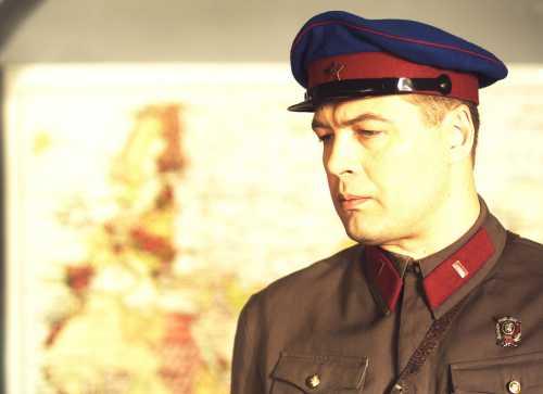 Как снимался сериал Власик Тень Сталина