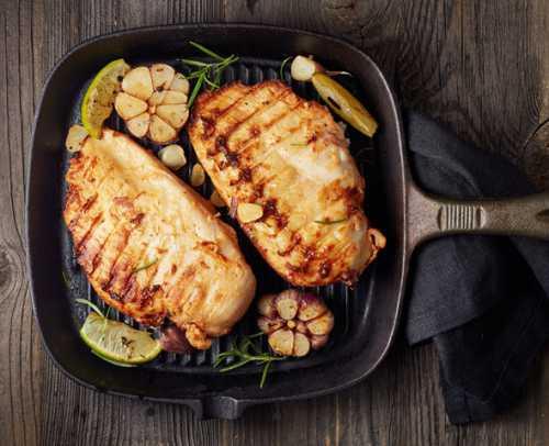 Рецепты куриного филе на гриле, секреты выбора
