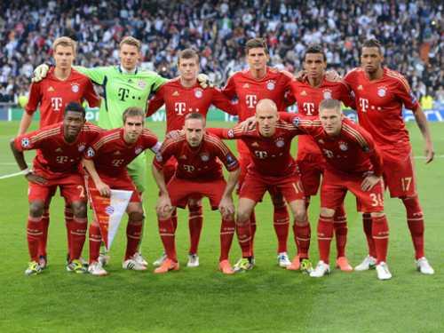 Бавария — флагман немецкого футбола