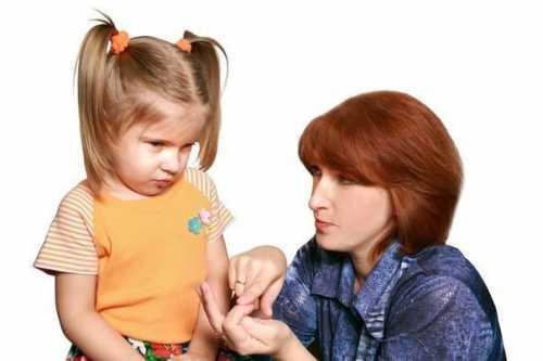 Дошкольники  Почему нельзя повышать голос на ребенка