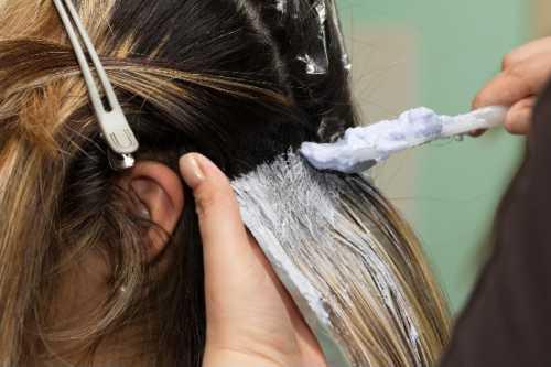 Как покрасить волосы в домашних условиях, что