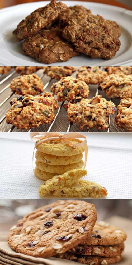 Рецепты диетического овсяного печенья, секреты