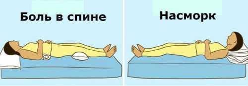 На каком боку лучше спать, как правильно спать ночью Лучшая поза для сна