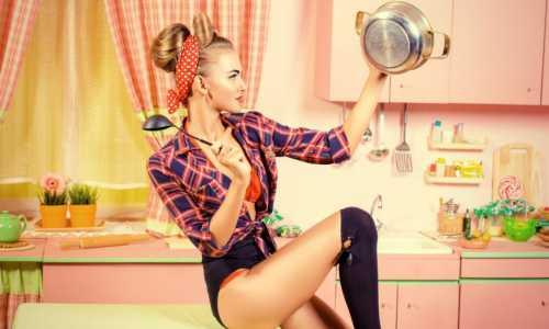 Как стать идеальной хозяйкой в доме и женой для мужа