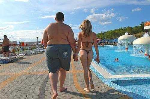 Почему мужчины не любят толстых девушек