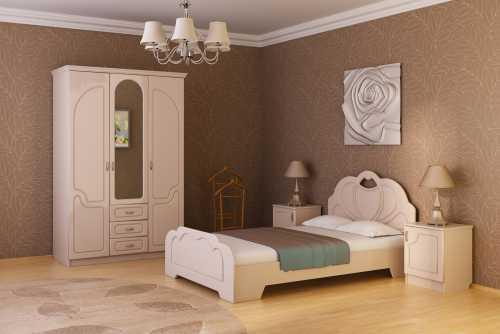 Гармония в спальне