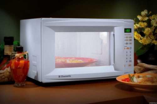 Как выбрать микроволновую СВЧ печь