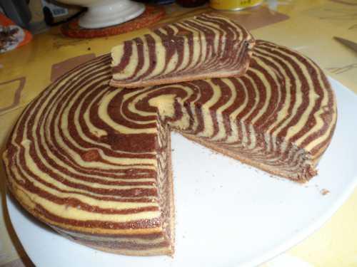 Пошаговый рецепт торта Зебра,  секреты выбора