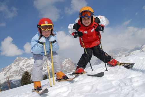 Советы по выбору лыж — выбираем всей семьей