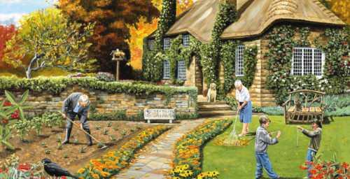 Начало осени: что нужно сделать на садовом участке