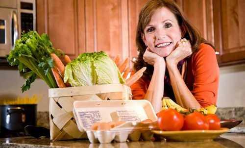 Эффективная диета после 45