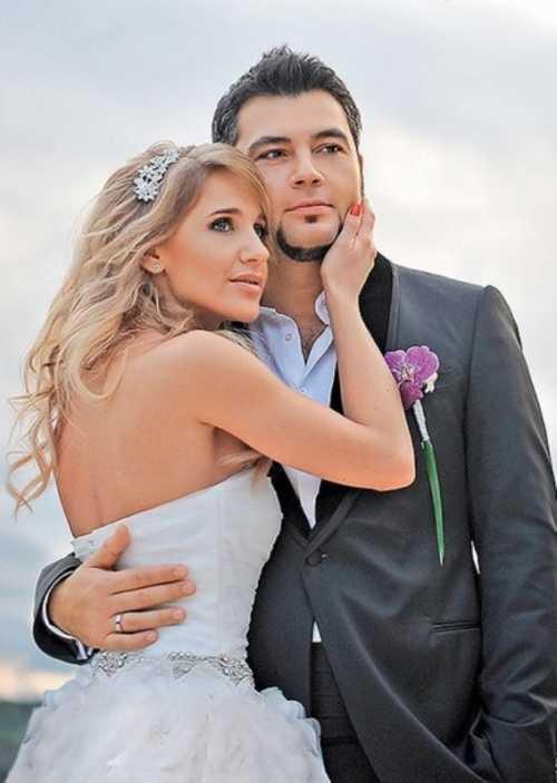 Юлия Ковальчук и Алексей Чумаков поженились