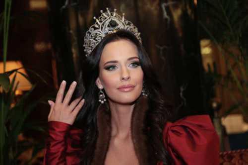 Участницы 'Мисс России