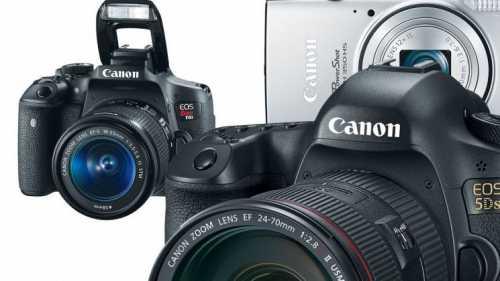 Выбираем фотоаппарат — несколько простых советов
